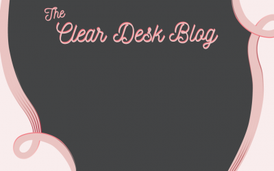 Clear Desk Podcast Interview with Stacey Slack